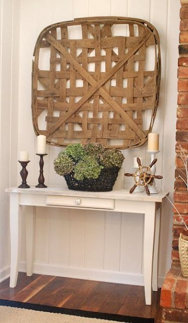 Lighting Basement Washroom Stairs: 17 Best Ideas About Hanging Wall Baskets On Pinterest