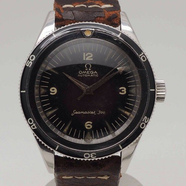 Omega Seamaster 300 (Ref. 2913-3) from 1958