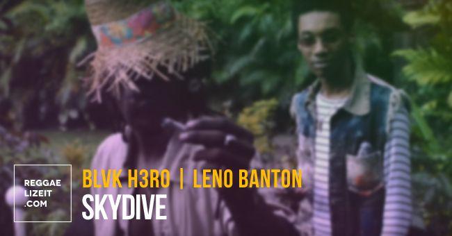 Blvk H3ro feat. Leno Banton - Skydive (VIDEO)  #BlvkH3ro #BlvkH3ro #bussweh #ImmortalSteppa #LenoBanton #LenoBanton #REM #TheH3rbConnoisseur