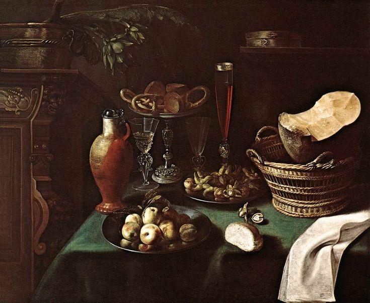 Large Still Life (Sébastien Stoskopff - )