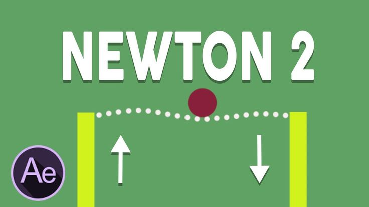NEWTON 2 Tutorial #1 After Effects