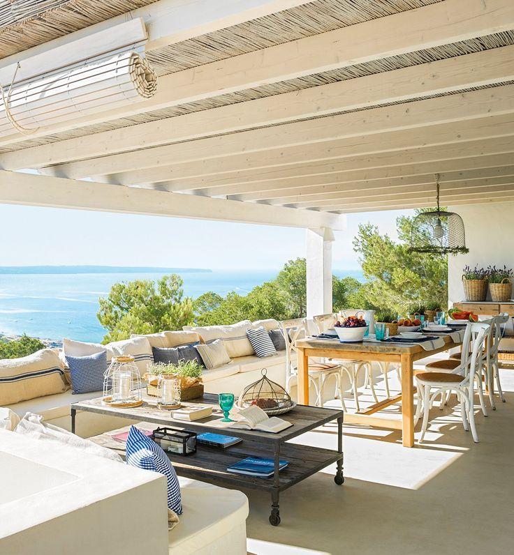 Verano en el porche by Catalina house Formentera