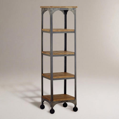 Wood And Metal Aiden Console Table: 17 Best Images About Industrial On Pinterest