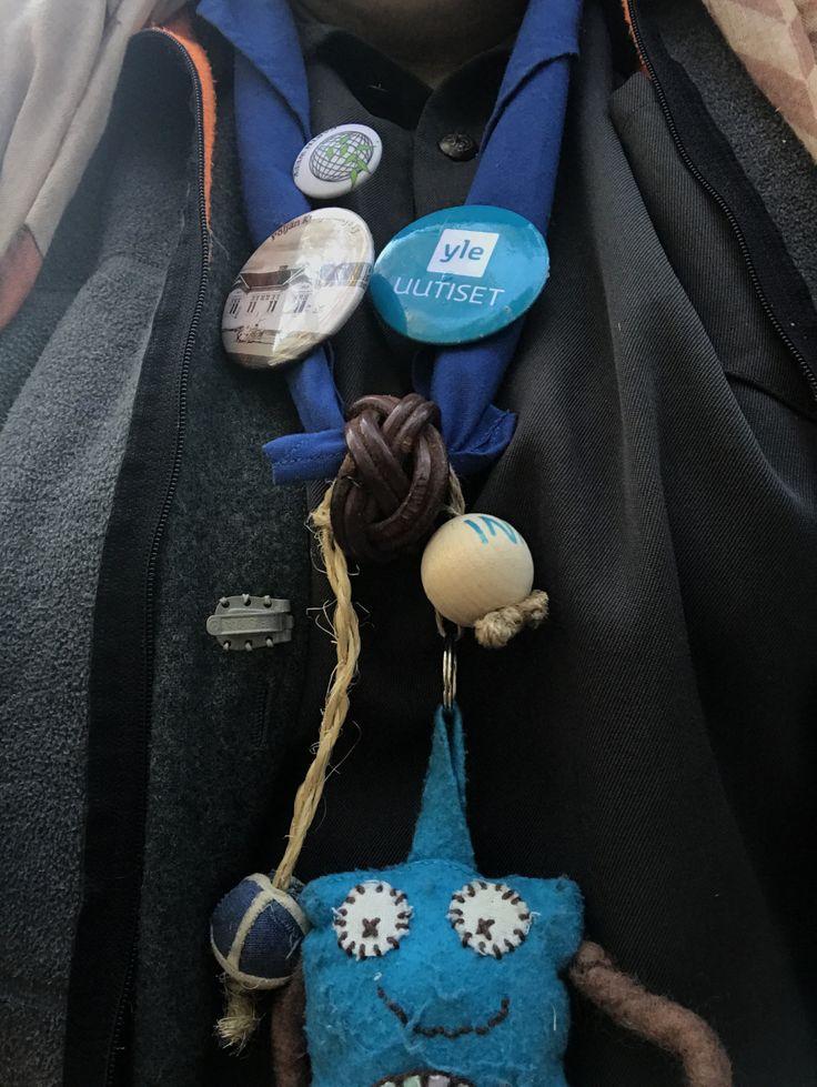 #partioviikko #partioscout Kerran partiolainen, aina partiolainen <3 Aloitin partiopolkuni lähes 40 vuotta sitten Jyväskylässä Seurakunnan Siniset -lippukunnassa (ent Siniset Samoojat, nykyään Harjun Partiotytöt toiminnan…