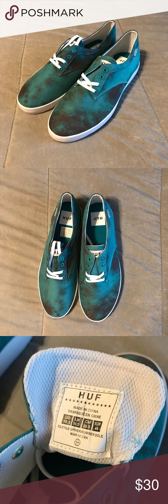 HUF Sneakers Never worn before. Great shoes and look amazing w almost any outfit! HUF Shoes Sneakers