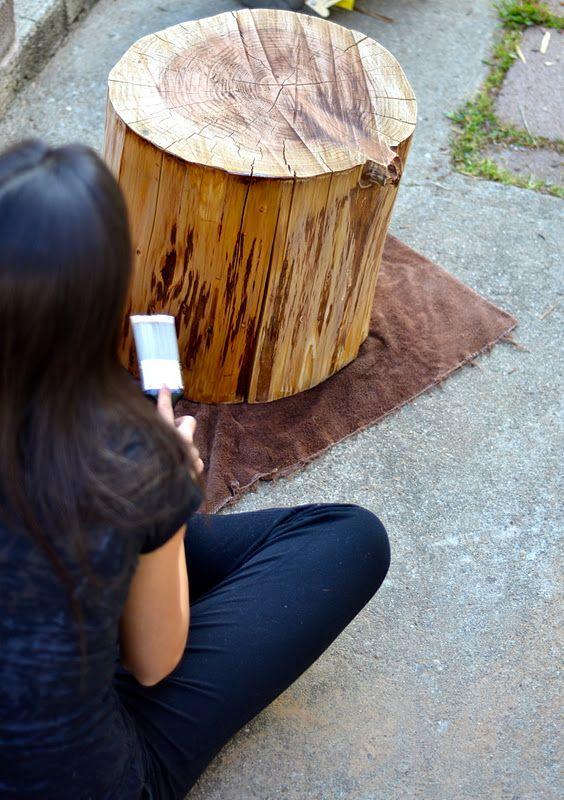 213 best images about logs god 39 s art on pinterest a tree tree stump side table and dog feeder. Black Bedroom Furniture Sets. Home Design Ideas