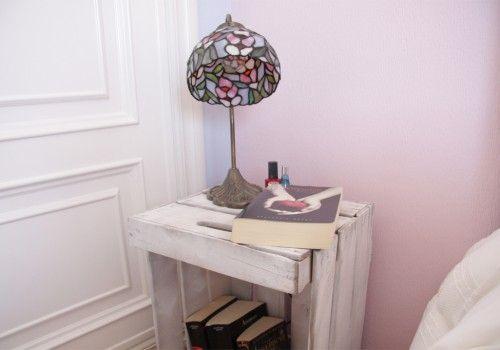 ARCE mesa cajas de fruta. Mesa realizada con cajas de fruta recicladas. Precio desde 39€