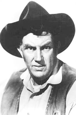 Comedian-actor Andy Devine (Wild Bill Hickcock tv series) and so many cowboy movies. He was a real hero to so many kids! What a wonderful man he projected on the screen...like an uncle or granddad. MR