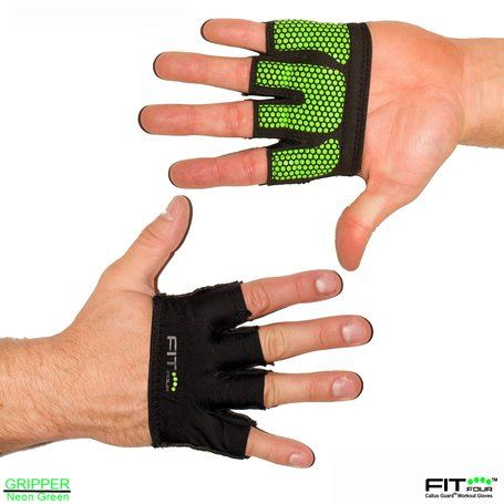 The Gripper Fitness Glove | Fit Four