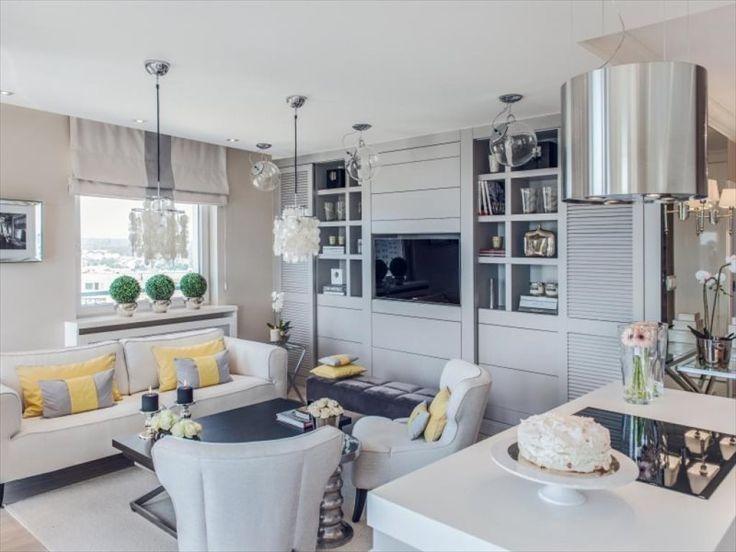 Niesamowity salon / Cosy living room
