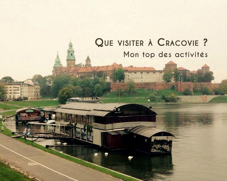 Visiter Cracovie : Top activités