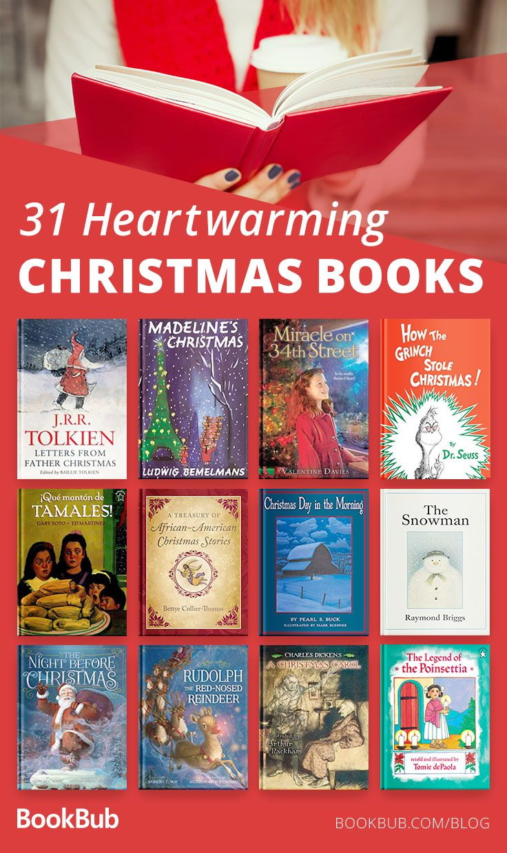 31 Classic Christmas Books To Revisit This Season Christmas Books For Kids Holiday Books Christmas Books