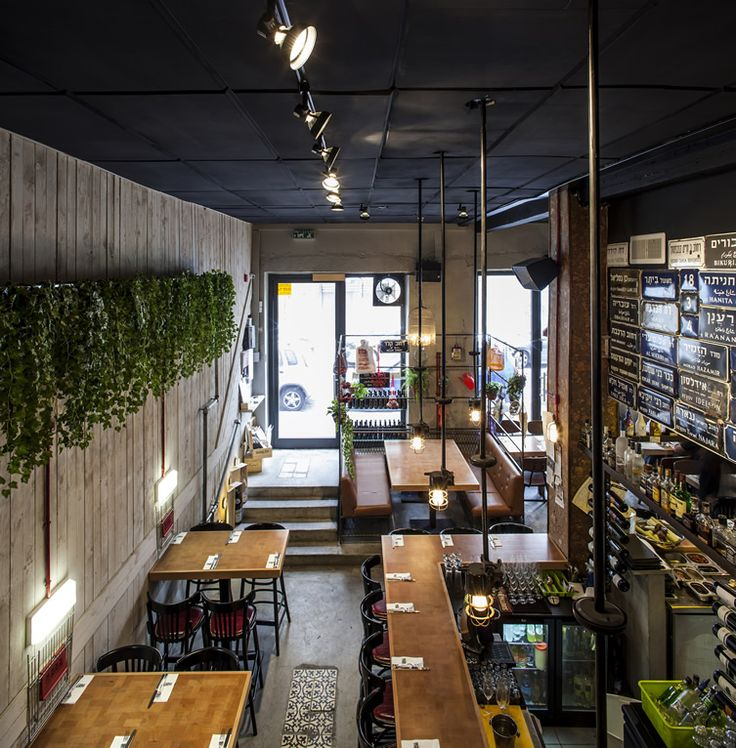 25 best small restaurant design ideas on pinterest cafe - Cafe interior design ...