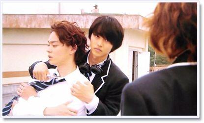 """Ryoko Yonekura, Kento Yamazaki, Masaki Suda, Shuhei Nomura, Junpei Mizobata. J drama """"35 sai no Kokosei(No Dropping Out: Back to School at 35)"""", 2013 http://www.dramanice.tv/35-sai-no-koukousei/watch-35-sai-no-koukousei-episode-1-online#"""