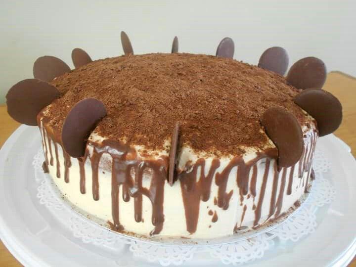 Torta Genovesa de Milo
