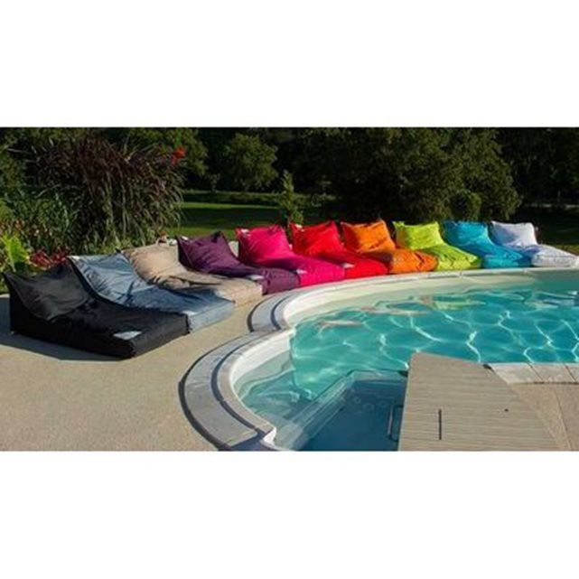 17 best ideas about bain de soleil on pinterest bain for Prix piscine exterieure