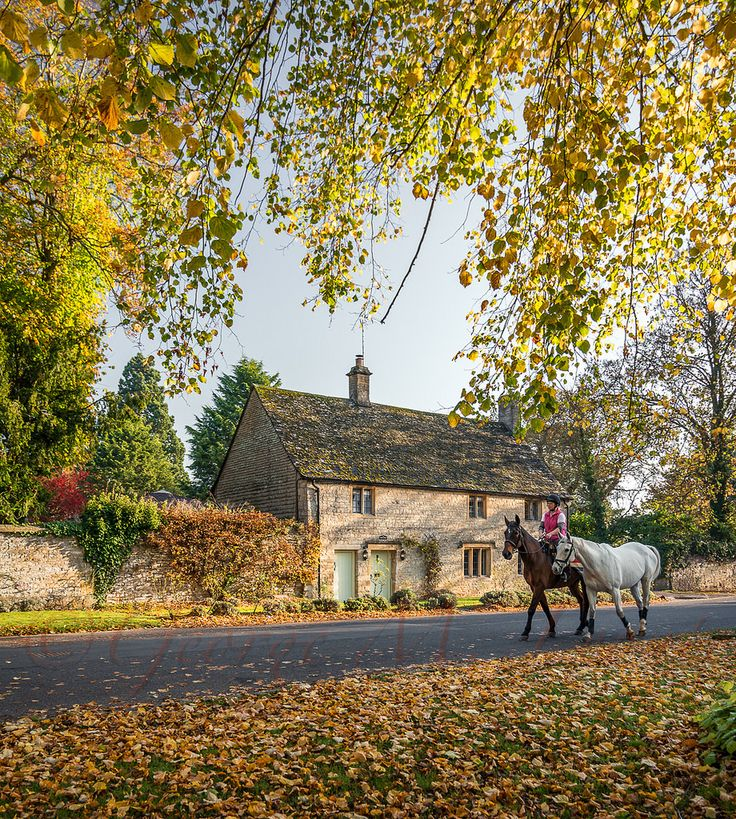 The Cotswolds, England: