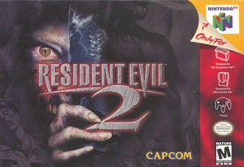 Resident Evil 2 (N64…