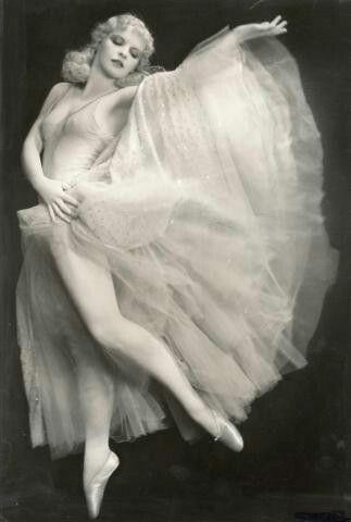 Harriet Hoctor Ballerina, teacher, actress