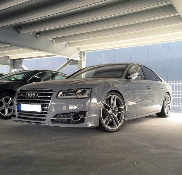 Audi S8 #Audi #AudiS8 #AudiMiddleEast
