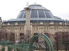 Bourse de commerce de Paris — Wikipédia