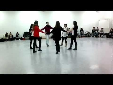 Danzas educación infantil 2012-2013 - YouTube