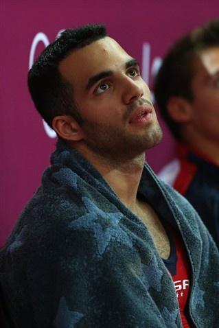 Danell Leyva U.S. Men - Podium Training - Gymnastics Slideshows   NBC Olympics