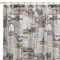 Traveler 72 X 72 Fabric Shower Curtain   Bed Bath U0026 Beyond