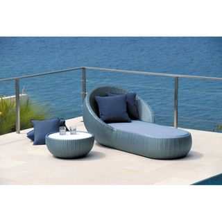Buy Outdoor Circle Chaise Lounger By Lebello Modern Furniture. Circle Chaise  Is A Modern Outdoor Day Bed And Lounger. Nice Ideas