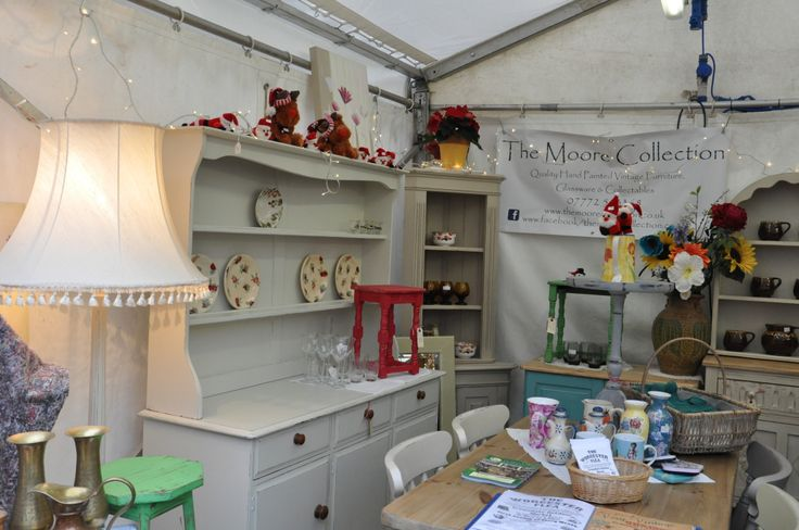 The Moore Collection at Hay Does Vintage, Hay-on-Wye