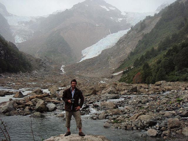Trek to the Yelcho Glacier from | Treks In A Wild World - Futaleufu, Chile | Flickr - Photo Sharing http://www.flickr.com/photos/pilotguides/5684585100/in/photostream/