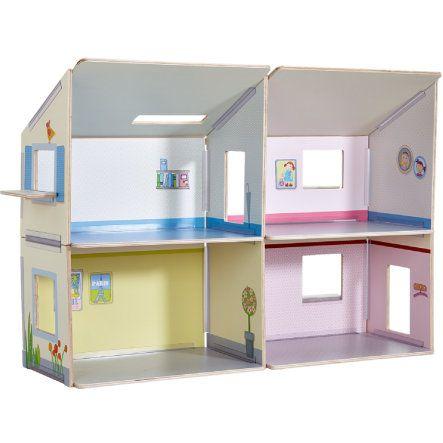 HABA Little Friends Puppenhaus: Villa Sonnenschein 302173 bei baby-markt.ch - Ab 80 CHF versandkostenfrei ✓ Schnelle Lieferung ✓ Jetzt bequem online kaufen!