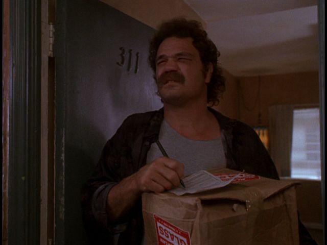 "Randall ""Tex"" Cobb: Kidnaps puppies in Ace Ventura Pet Detective"