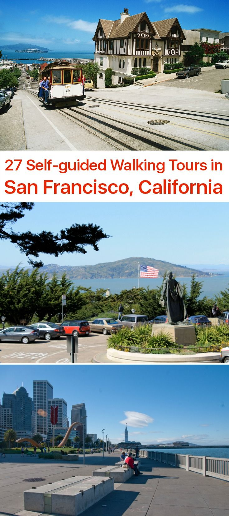 """With or without a """"flower in your head"""", you will find San Francisco equally enjoyable. Set on the hills overlooking the Pacific Ocean and San Francisco Bay, the capital of the 1960s sex revolution, Frisco is a home to a number of iconic landmarks, such as Golden Gate Bridge, Alcatraz, cable cars and more."""