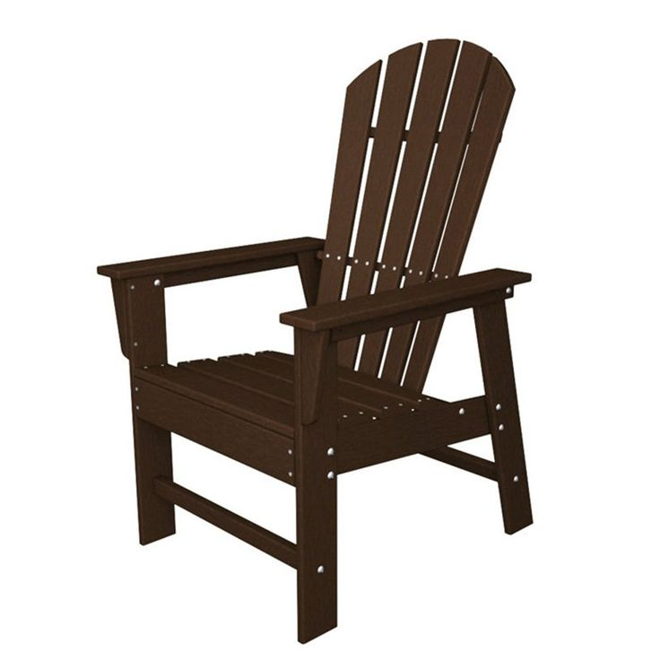POLYWOOD® South Beach Recycled Plastic Adirondack Chair   Look At The Burst  Of Color And Fun These Chairs Bring To Your Lawn! The South Beach Adirondack  ...