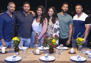 The Smollett Family Show  They say families that eat together stay together and…