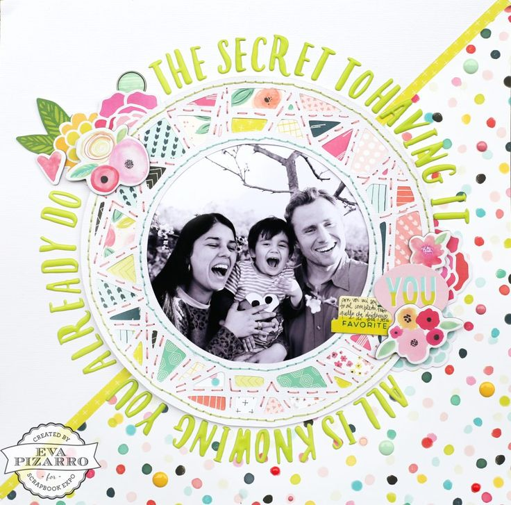 Designer Spotlight with Paige Evans: Eva Pizarro - Stamp & Scrapbook EXPO