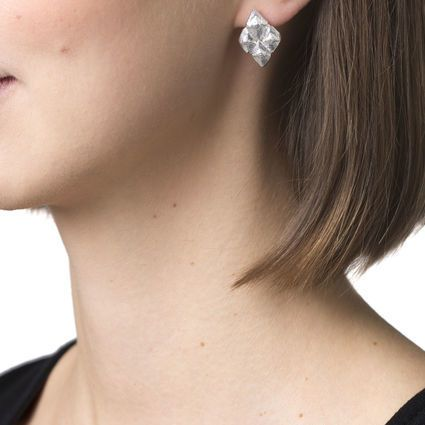 Pihka Small Earrings, pronssi | Weecos