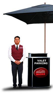 Valet Parking en DF