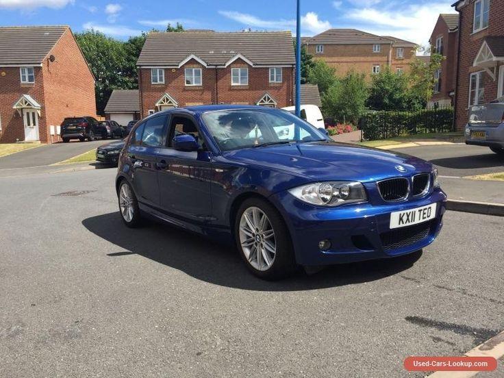 BMW 1 Series 2.0 118d M Sport 5dr #bmw #118 #forsale #unitedkingdom