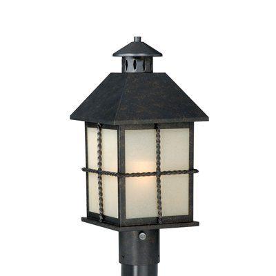 Cascadia Lighting Savannah Outdoor Post Light