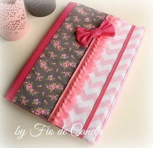 Diy Ribbon Book Cover : Best images about diy book covers journals page
