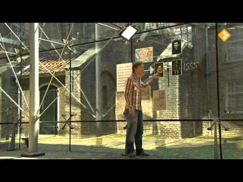 Het Klokhuis maakt geschiedenis: Willem van Oranje