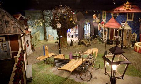 English | Junibacken Museum - Children's Museum - Stockholm