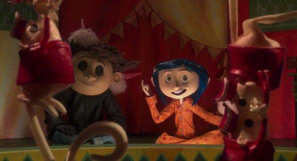 Coraline 2009 Animation Screencaps In 2020 Coraline Coraline Aesthetic Animation