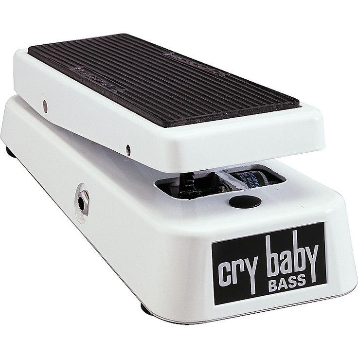Dunlop Cry Baby 105Q Bass Wah Pedal | Musician's Friend