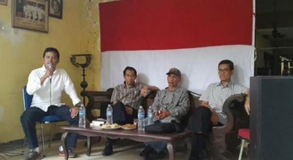 Gerakan Indonesia Merdeka, Nyatakan Sikap Presidium Musyawarah Rakyat Indonesia