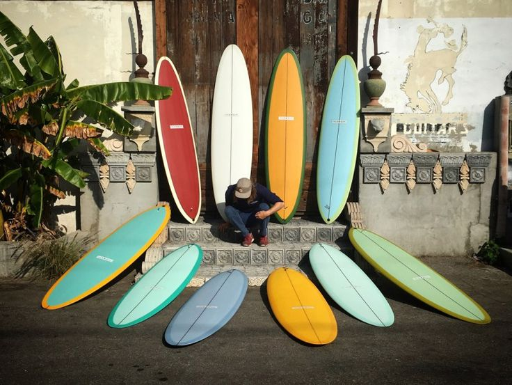14 Surfboard Brands With Epic Style :http://lushpalm.com/surfboard-brands-style/