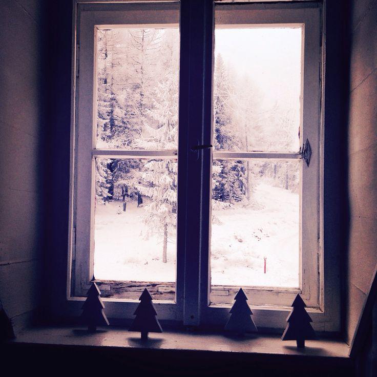 W oknie