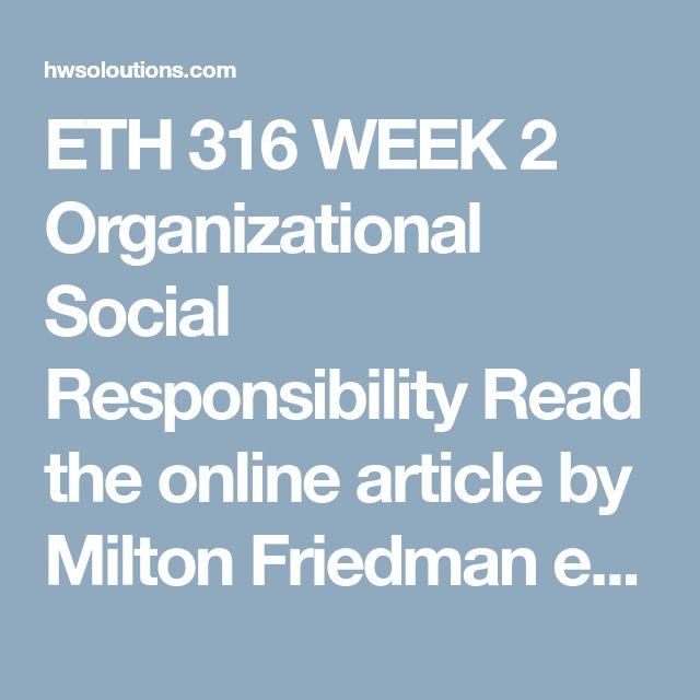eth 316 week 5 revised Uop eth 316 week 2 cultural morality essay (2 papers) newpdf.
